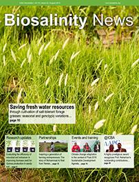 Biosalinity News August 2015