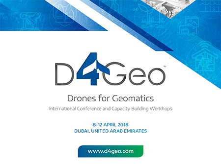 D4GEO - Drones for Geomatics: International Conference and Capacity-Building Workshops
