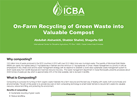 On-Farm Recycling of Green Waste into Valuable Compost