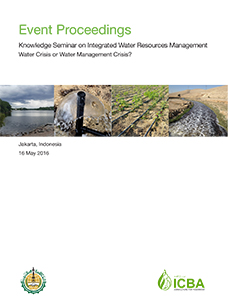 Knowledge Seminar on Integrated Water Resources Management