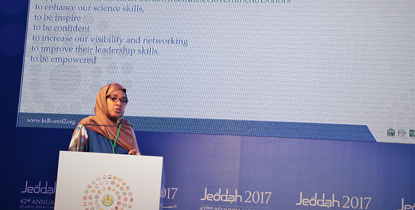 Islamic Development Bank, ICBA present new initiative to empower Arab women scientists