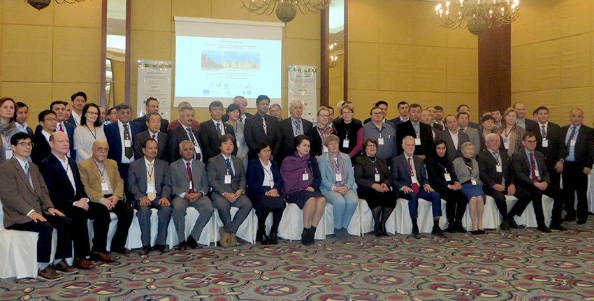 More than 75 decision-makers, scientists, experts and professionals from over 16 countries came together to discuss a way forward to promote marginal water use for agriculture.