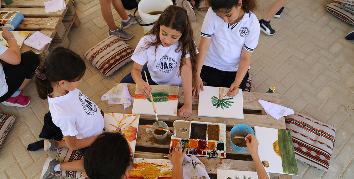 Held on 4-5 December 2019 to celebrate the World Soil Day, which is observed every year on 5 December, the event attracted over 100 participants, including a large number of schoolchildren.