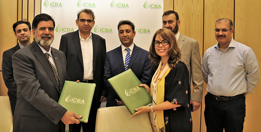 The cooperation was recently formalized through a memorandum of understanding (MoU) signed by Dr. Ismahane Elouafi, Director General of ICBA, and Mr. Nazir Ahmad Awan, CEO/Secretary of KP-BOIT, in Dubai.