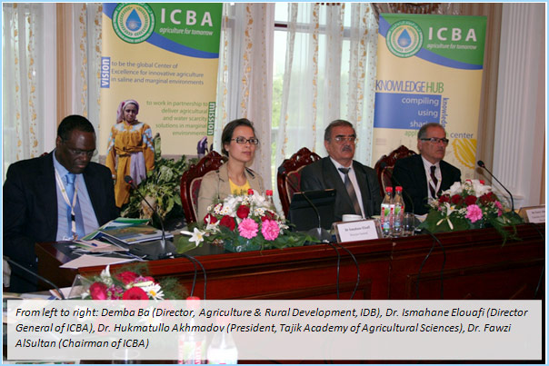 ICBA Round Table Meeting with Central Asia Partners
