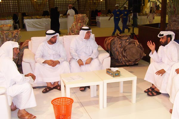 ICBA Participation in Liwa Date Festival