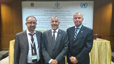 منظمة الأغذية والزراعة تسمي سفير النوايا الحسنة لدى الإمارات العربية المتحدة