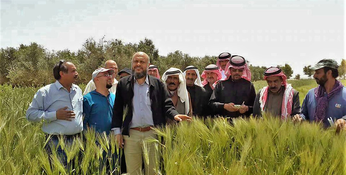 The project has helped to transform Al Husseinyieh District into a residential area. Many district residents are now working in agriculture, especially in biosaline agriculture.