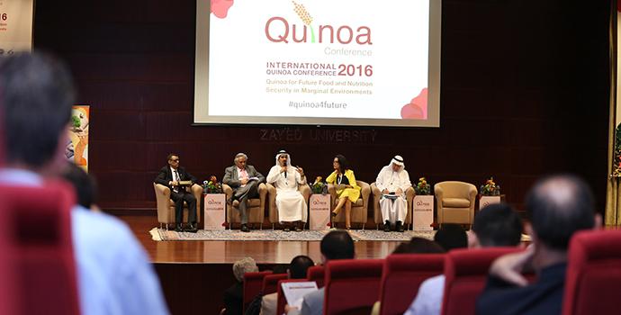 """دبي تستضيف أكبر مؤتمر دولي حول """"الكينوا"""""""