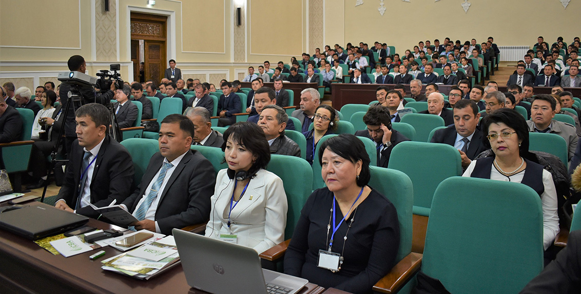 More than 45 researchers and experts from Azerbaijan, Kazakhstan, Kyrgyzstan, Tajikistan, Turkey and Uzbekistan convened to exchange knowledge on best practices and experiences.