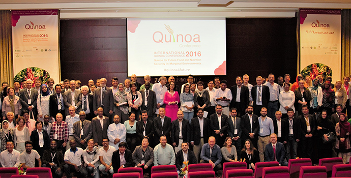 Scientists, experts from over 46 countries agree to form global quinoa consortium