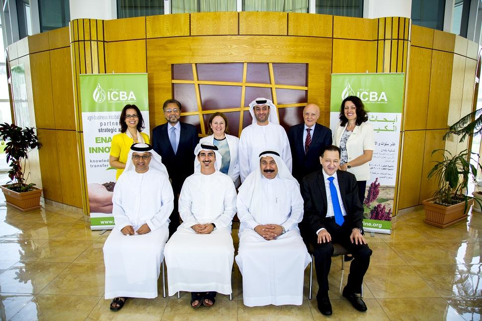 ICBA holds biannual board meeting