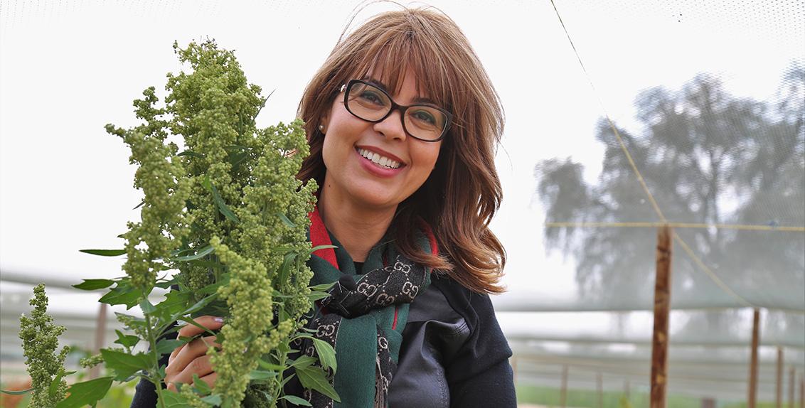 لاقت الدكتورة أسمهان الوافي، التي صنفها موقع العلوم الإسلامية بين النساء العشرين الأكثر تأثيراً في العلوم على مستوى العالم الإسلامي الترحيب في مجلس إدارة المركز الدولي للزراعة والعلوم الحيوية (كابي) كمدير غير تنفيذي.