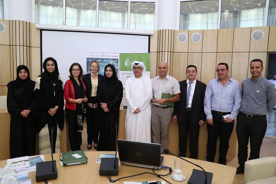 إكبا يطلق النظام الإقليمي لإدارة الجفاف خلال أسبوع الابتكار في دولة الإمارات
