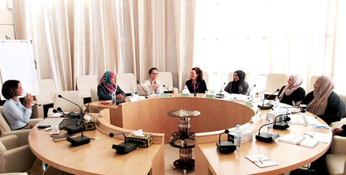 Tamkeen program paves the way for young Arab women leaders