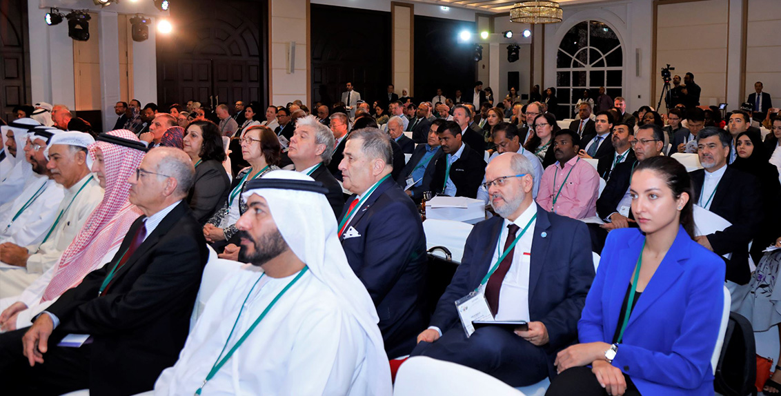 Over 300 experts and decision-makers from about 70 countries convened today in Dubai at the Global Forum on Innovations for Marginal Environments (GFIME) to explore the latest advances in research, innovation, development and policy in agriculture and food production in the world's marginal environments.