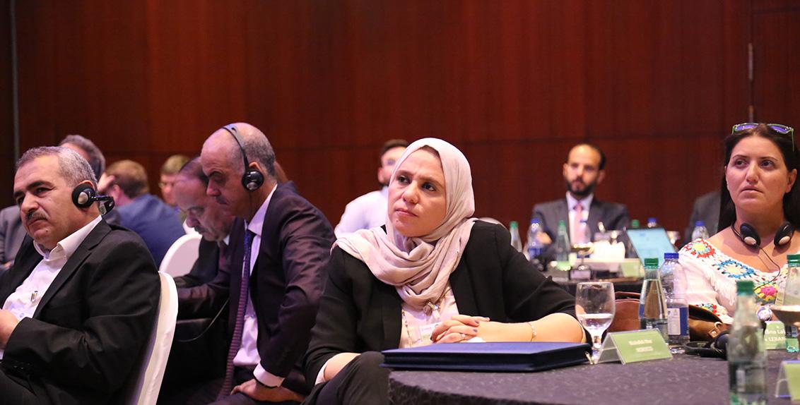 إذ اجتمع الخبراء في دبي بالإمارات العربية المتحدة خلال يومي 25-26 سبتمبر/أيلول 2018، لحضور ورشة عمل دولية حول السياسات التي نُظمت بالتعاون ما بين الوكالة الأمريكية للتنمية الدولية (USAID) والمركز الدولي للزراعة الملحية (إكبا) والمركز الوطني للتخفيف من تأثيرات الجفاف (NDMC) التابع لجامعة نبراسكا – لينكولن، بالولايات المتحدة الأمريكية.
