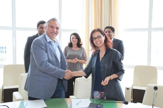 إبرام اتفاق للتعاون بين إكبا وشركة باكستانية في مجال الكينوا