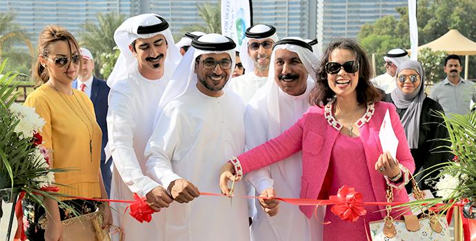 صندوق أبوظبي للتنمية والمركز الدولي للزراعة الملحية يفتتحان متحف الإمارات للتربة