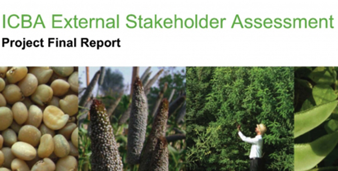 ICBA publishes first stakeholder assessment report