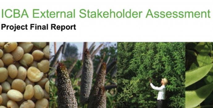المركز الدولي للزراعة الملحية ينشر تقريره الأول حول التقييم الخارجي لأصحاب الشأن المعنيين بالمركز