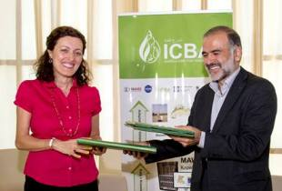 ICBA, Tehran University sign agreement to boost research cooperation