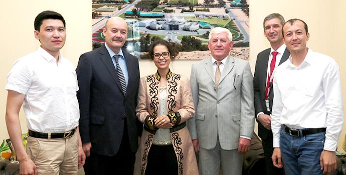 انضمام البنك الإسلامي للتنمية وإكبا لمبادرات تحسين إدارة المياه في كازاخستان
