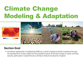 Climate Change Modeling & Adaptation
