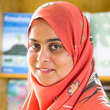 الدكتورة هندة محمودي