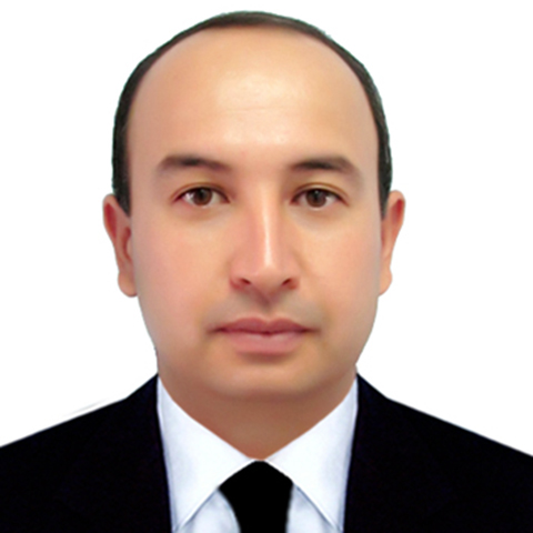Dr. Botir Khaitov