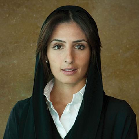 H.E. Razan Khalifa Al Mubarak