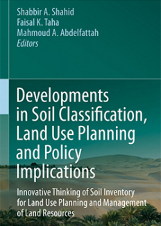 Developments in Soil Classification, Land Use Planning and Policy Implications - Innovative Thinking of Soil Inventory for Land Use Planning and Management of Land Resources