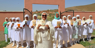 The project aims to improve food security and incomes of smallholder farmers in marginal areas of Morocco through the production, consumption and sale of high-value stress-tolerant quinoa varieties.