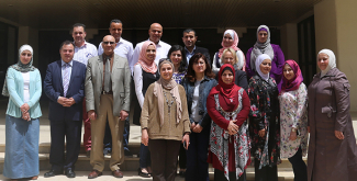 ICBA joins forces with partners to set up first-ever operational drought monitoring system in Jordan