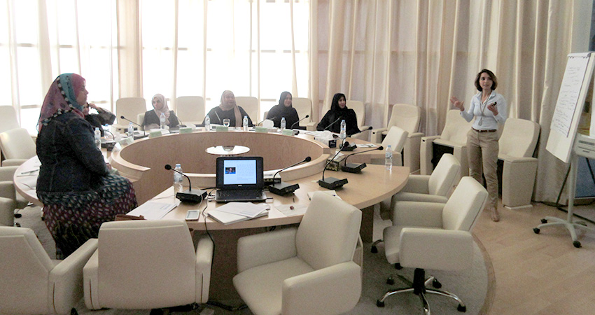 Leadership Excellence for Arab Women Scientists
